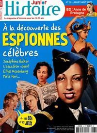 Histoire Junior - Abonnement 12 mois. Histoire Junior - Abonnement 12 mois