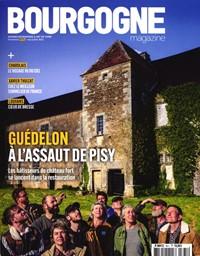 BOURGOGNE MAGAZINE - Abonnement 12 mois. Voyagez au coeur de la Bourgogne avec cet abonnement magazine voyages !Voyages patrimoines et art de vivre en
