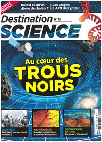 Destination Science Le Mag