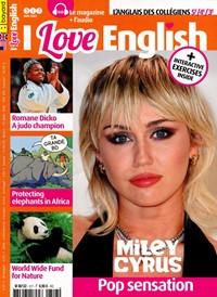 Abonnement I LOVE ENGLISH - Revue, magazine, journal I LOVE ENGLISH - I Love English est le magazine pour progresser en anglais au collège (12-15 ans).Chaque mois pour votre ado des reportages, des articles sur la musique et le cinéma, des BD et un CD pour travailler l'oral. En l'abonnant, vous lui donnez(...)