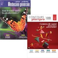 La Revue du Praticien Médecine Générale + Le Concours Médical