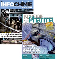 Info Chimie + Industrie Pharma