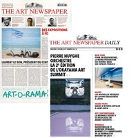 The Art Newspaper  + The Art Newspaper Daily