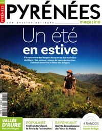 Pyrénées magazine - Abonnement 12 mois