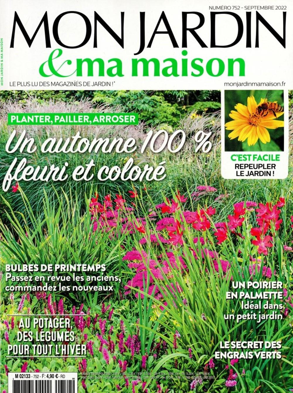 Abonnement mon jardin et ma maison info presse - Abonnement mon jardin ma maison ...