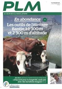 PLM : Production Laitière Moderne