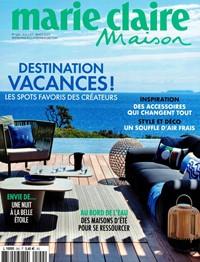 Abonement MARIE CLAIRE MAISON - Le magazine 100% Maison - Economisez jusqu'à 28% Abonnez-vous à l'abonnement magazine Marie Claire Maison, le magazine de la décoration qui donne la vie et des idées à votre maison ! MARIE CLAIRE MAISON -50% pendant 6 mois sans(...)