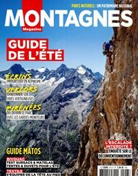 Montagnes magazine - Abonnement 12 mois. Montagnes magazine - Abonnement 12 mois