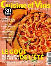 Abonement CUISINE ET VINS DE FRANCE - L'exigence et le plaisir partages - Economisez jusqu'à 10% Le titre référant de la cuisine et du vin auprès de ses lecteurs en les accompagnant au quotidien.Grâce à Cuisine et Vins de France, la gastronomie s'invite régulièrement à votre(...)