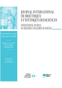 Journal International de Bioéthique