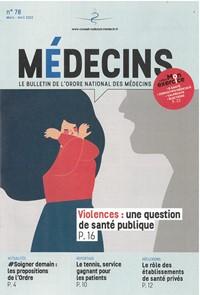 Le Bulletin de l'Ordre des Médecins