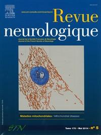 Revue Neurologique