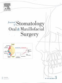 Journal of Stomatology Oral and Maxillofacial Surgery