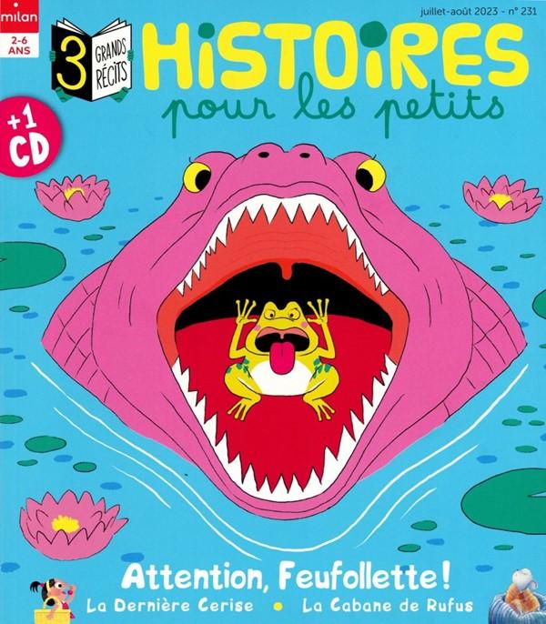 abonnement histoire pour les petits