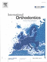 International Orthodontics