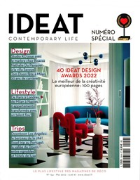 Abonement IDEAT - Revue - journal - IDEAT magazine