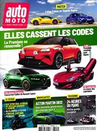 Abonement AUTO MOTO - Revue - journal - AUTO MOTO magazine