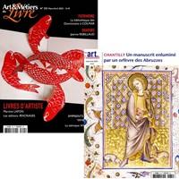 Art de l'enluminure + Art et Métiers du Livre