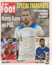 Le Foot Magazine - Abonnement 12 mois. Le Foot Magazine, l'abonnement magazine trimestriel qui vous livre l'info sur les grands joueurs des grands clu