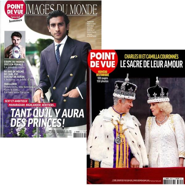 Abonnement Point De Vue Images Du Monde Info Presse
