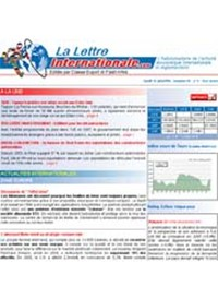 La Lettre Internationale