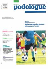 Revue du Podologue