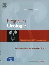 Progrès en Urologie