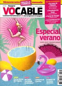 Abonement VOCABLE ESPAGNOL - La presse internationale en V.O. pour progresser en espagnol - Economisez jusqu'à 37% Vous souhaitez apprendre l'Espagnol ? Rien de plus facile !Découvrez Vocable Espagnol deux fois par mois, une méthode rapide et efficace pour obtenir un(...)
