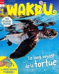 Abonnement WAKOU - Revue, magazine, journal WAKOU - Pour les petits curieux de nature - Economisez jusqu'à 18% Pour découvrir son environnement.Wakou éveille l'enfant aux merveilles de la nature et lui fait découvrir ce qui se passe autour de lui.Recevez 12 n° en vous abonnant au prix le plus(...)