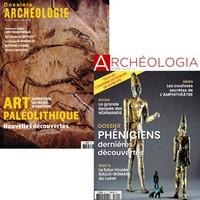 Archéologia + Dossier d'Archéologie
