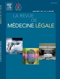 La Revue de Médecine Légale