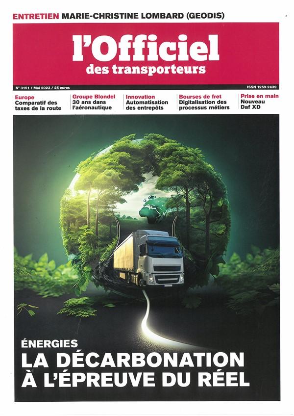7a317becd2f06 Abonnement L Officiel des Transporteurs